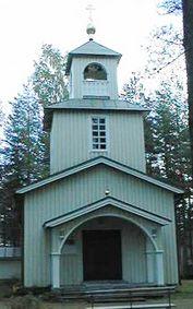 Nilsiän kirkko