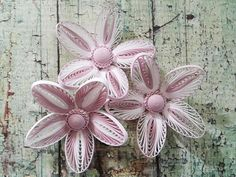 """546 Likes, 6 Comments - Hae Kyoung Kim (@rhodanthe1216) on Instagram: """"quilling flowers #quilling#paperquilling #quillingflowers #quillingart#papercrafts…"""""""