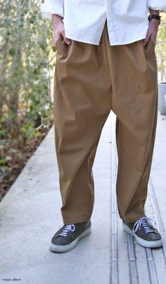 Fashion Pants, Mens Fashion, Outdoor Wear, Japanese Fashion, Street Wear, Casual Outfits, Menswear, Street Style, Denim