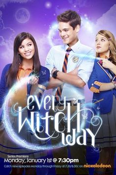 Assista Every Witch Way S01E01 Online Gratis Dublado E Legendado