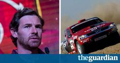 The former Chelsea and Tottenham manager André Villas-Boas will contest the Dakar Rally in 2018 after quitting as manager of Chinese side Shanghai SIPG Daily News, Shanghai, Game Room, Rally, Management, Boas, Game Rooms