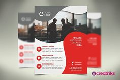 Business Flyer. Flyer Templates
