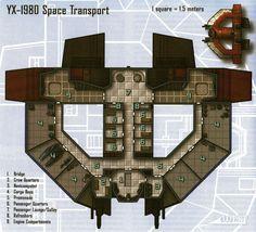star wars rebels ghost deck plan - Google Search