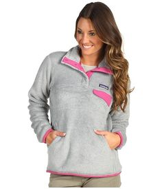Patagonia Synchilla Lightweight Snap T Fleece Pullover