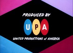 upa animation credits - Google Search The Reunion, Tech Logos, Animation, Google Search, Motion Design, Cartoons