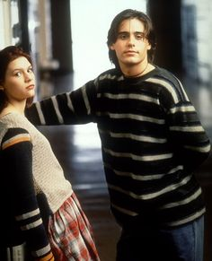 "20 Reasons Why 1994 Was the Best Year in Style - MY SO-CALLED LIFE Debuts from #InStyle - Claire Danes & Jared Leto in ""My So-Called Life"" in 1994"