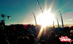 De zon @ A Day at the Park 2012 #adatp