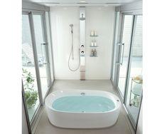 フリースタンド浴槽 イメージ