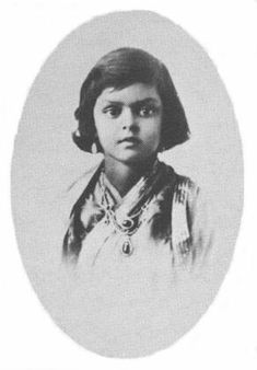 Gayatri Devi, as Princess of Cooch Behar , born in London on May 23 1919,child of the ruler of Cooch Behar State in eastern India. Her childhood years were shaped by the influence of two remarkable women: one was her mother, the Maharani of Cooch Behar, who ruled the state as Regent for more than a decade after the death of her father in 1922; the other was her maternal grandmother, the Maharani of Baroda, whose husband transformed Baroda into the most advanced princely state in India.