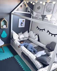 Custom order for Montessori bed bumpers toddler bed lit montessori, house pillow. Custom order for Montessori bed bumpers toddler bed lit montessori, house pillowfloor toddler bedding crib pads tipi bol.