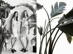 Patrick Demarchelier's lookbook for Zara's S/S 2014 collection