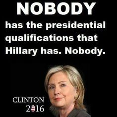 Nobody!! Certainly not some Vulgar, Circus Con Man without an ounce of Experience.