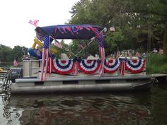Fourth of July Boat Parade 2013