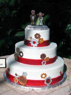 Steampunk Wedding Theme