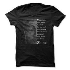 MEDITATION T-SHIRT - #pocket tee #tshirt serigraphy. CHECKOUT => https://www.sunfrog.com/LifeStyle/MEDITATION-T-SHIRT.html?68278