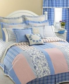 Fantastic! I <3 comfy bedding! pin and share!