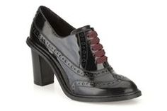 Blues Myth, Black Interest Leather, Womens Casual Shoes