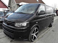 """VW #t5 #transporter #22"""" #sportline #r-Line #LED #black #DSG"""