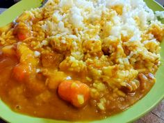 Klunker's Plant-Based Kitchen: Klunker's Japanese curry