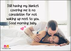 Wake up your lover with these 50 good morning love sms texts! Tell your boo you care, and keep 'em coming back for more; Good Morning Love Sms, Good Morning Kiss Images, Good Morning Kisses, Good Morning Quotes For Him, Good Morning Texts, Good Morning Messages, Morning Wish, Cute Couple Quotes, Missing You Quotes For Him
