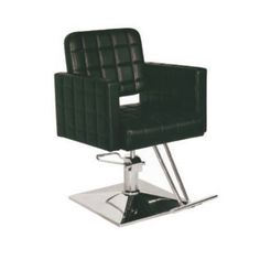 Reclining Leather Salon Barber Chair Hair Salon Furniture Modern Styling Chair with footrest  http://www.gobeautysalon.com/product/product-57-836.html