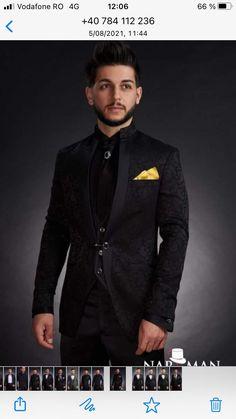 Mandarin Collar, Black Tie, Tuxedo, Suit Jacket, Victoria, Costumes, Suits, Jackets, Fashion