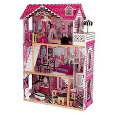 Kidkraft Amelia Dollhouse. Available at Kids Mega Mart online Shop Australia