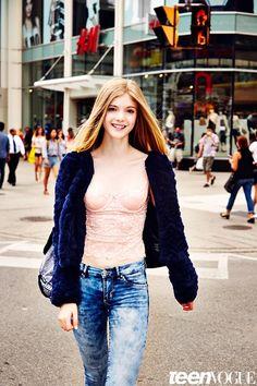 Elena Kampouris Teen Vogue Interview   Teen Vogue