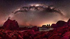 www AleksTrpkovski com - Milkyway Pinnacles MPE Phillips Island, Nikon D800, Get Shot, Clear Sky, Camera Settings, Milky Way, I Hope You, Melbourne, Northern Lights