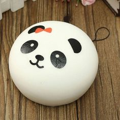Panda Cell Phone Bag - Easy Rock Painting Ideas For Fun Childern Kids Art Rock Painting Patterns, Rock Painting Ideas Easy, Rock Painting Designs, Rock Painting Ideas For Kids, Pebble Painting, Pebble Art, Stone Painting, Painted Rock Animals, Painted Rocks Craft