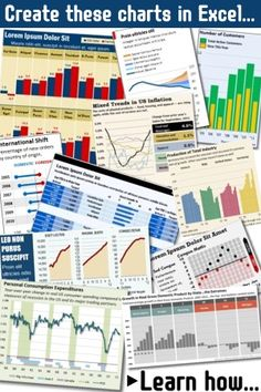 ExcelUser Free Excel charts, guides, templates and other examples