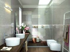 Fantastiche immagini su disposizione bagno nel small