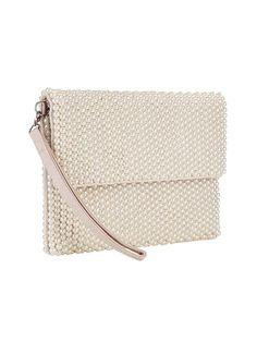 COAST Felicia Pearl Clutch Bag | littlewoodsireland.ie