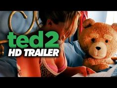#Ted2 #Ted2Fragman #Ted2Movie #LouLovesHisTeddy #LegalizeTed #Ted2trailer  Ted 2 Trailer Movie HD