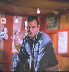 """David Janssen David Janssen of """"The Fugitive"""" is from Naponee."""
