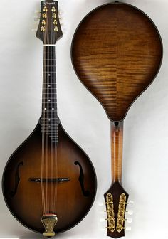 shippeymandolins:  Ive just finished this A5 mandolin and a Tone oval-hole mandolin.  The oval hole has a birdseye maple back and the A5 back is Sycamore locally sourced in England.  paulshippey.co.uk  Love his work --- https://www.pinterest.com/lardyfatboy/