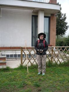 """la """"mia Via Francigena"""": Ispettore AEVF"""