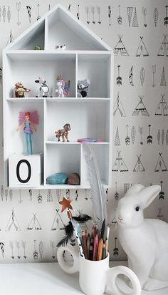10 hübsche Dinge, mit denen man Kinderzimmer schnell verschönern kann. Alles easypeasy online orderbar.