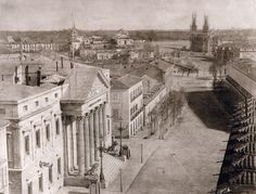 Congreso de los Diputados, Madrid, España -1853-