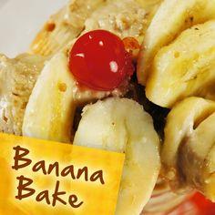 Hispanic Diabetes Recipes: Banana Bake