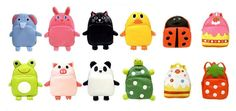 Animal Backpacks, Animals For Kids, Pikachu, Baby Kids, Illustrations, Google, Artist, Character, Image