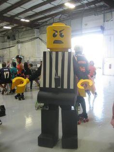 LEGO Costume  LEGO Ref