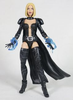 "#Marvel Legends 6"" Walgreens Exclusive Emma Frost Figure Video Review And Images"