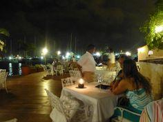 Restaurante clube de pesca - Cartagena das Índias