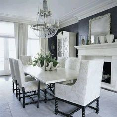 decoration of small dining rooms