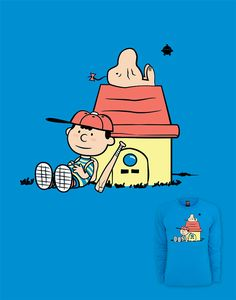 Earthbrown: A Boy and his Saturn - Charlie Brown x Earthbound