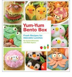 Japanese boxed lunches are called bento. These cute, yummy, healthy lunches are all the rage in Japan, where mothers think of them as an expression of love for their children. Bento boxes can be made from scratch, but they are also a great way to enjoy leftovers. This collection of recipes for bento box lunches is suitable for children and adults.
