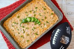 Chile Chicken Enchilada Dip               If you love the flavors of chicken enchiladas, wait until you try this Chile Chicken Enchilada Dip.  Grab some chips and dive in!
