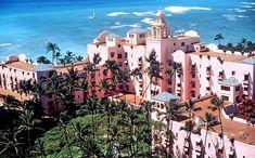 The Royal Hawaiian Hotel,  Waikiki