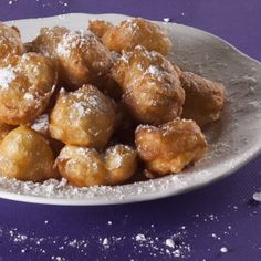 Beignets: a Louisiana Favorite made from food storage as part of our Taste of America: Food Storage Regional recipe round-up